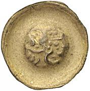 Bracteate - Wencezlaus II (medium) – reverse