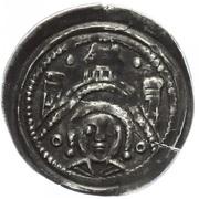 Denar - Vladislaus Henry I – obverse
