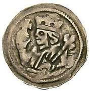 Denar - Ottokar II – obverse