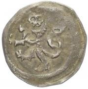 Denar - Ottokar II – reverse