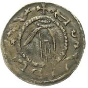 Denar - Bretislaus I – obverse