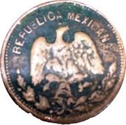 50 Centavos (Emiliano Zapata) – obverse