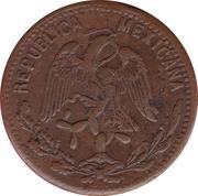 10 Centavos (Emiliano Zapata) – obverse