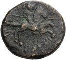 Bronze Æ20 (The Hispani) – reverse