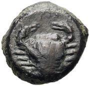 Bronze Æ12 – reverse