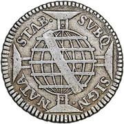 200 Réis - José I (Colonial Coinage) – reverse