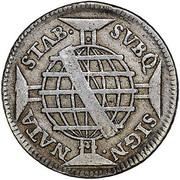 800 Réis- José I (Colonial Coinage) – reverse