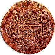 30 Réis - João V (Goa mint) – obverse