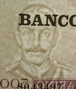 500 Escudos (Banco de Moçambique overprint) -  obverse