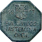 25 Pfennig - Mülheim an der Ruhr – reverse