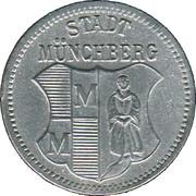 10 Pfennig - Münchberg – obverse