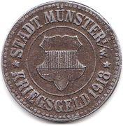 10 Pfennig - Münster in Westfalen -  obverse