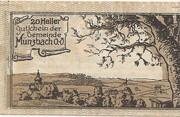20 Heller (Münzbach) – reverse