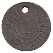 1 Pfennig - München (Gaswerk A.D.Dachauerstr) – reverse
