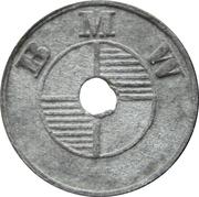 1 Pfennig - München (BMW) – obverse