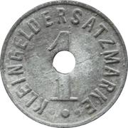 1 Pfennig - München (BMW) – reverse
