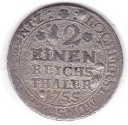 1/12 Thaler - Clemens August – reverse