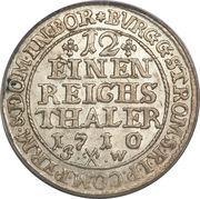 1/12 Reichsthaler - Franz Arnold – reverse