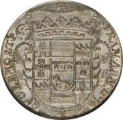 1/12 Thaler / Doppelgroschen - Franz Arnold von Wolff-Metternich – obverse