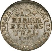 1/12 Thaler / Doppelgroschen - Franz Arnold von Wolff-Metternich – reverse