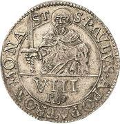 ⅛ Thaler - Christoph Bernhard von Galen – reverse