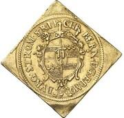 1½ Ducats - Christoph Bernhard von Galen (Klippe) – obverse