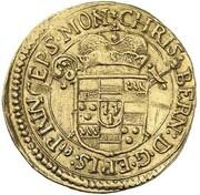 1 Ducat - Christoph Bernhard von Galen – obverse