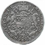 1/3 Reichsthaler - Maximilian Friedrich von Königsegg-Rothenfels – obverse