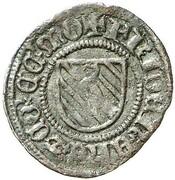 1 Pfennig - Friedrich von Wied – obverse