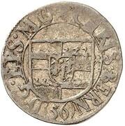 6 Pfennig - Christoph Bernhard von Galen – obverse