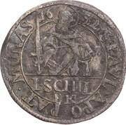 1 Schilling - Christoph Bernhard von Galen – reverse