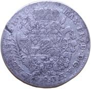 ⅙ Thaler - Maximilian Friedrich von Königseck – obverse