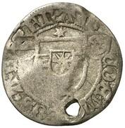 4 Pfennig - Franz von Waldeck – obverse