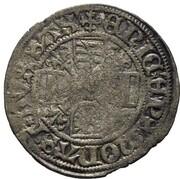 3 Pfennig -  Erich von Sachsen-Lauenburg – obverse