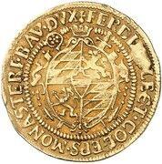 1 Goldgulden - Ferdinand von Bayern – obverse