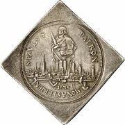 2½ Thaler - Ferdinand von Bayern (Klippe) – reverse