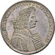 3 Thaler - Ferdinand von Bayern – obverse