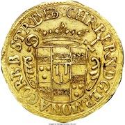 1 Ducat - Christoph Bernhard von Galen (Death) – obverse