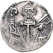 1 Denar - Otto II. von der Lippe – obverse