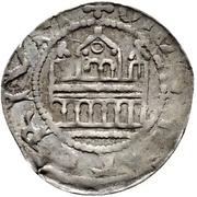 1 Pfennig - Otto I. von Oldenburg – reverse