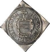 ½ Thaler (Klippe; Siege coinage) -  obverse
