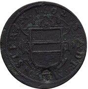 6 Pfennig – obverse