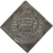 1 Thaler (Klippe; Siege coinage) – obverse