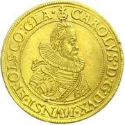 9 Ducat - Karl II – obverse
