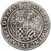 24 Kreuzer - Heinrich Wenzel & Karl Friedrich – obverse