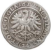 24 Kreuzer - Heinrich Wenzel & Karl Friedrich – reverse
