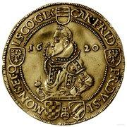 4 Ducat - Heinrich Wenzel & Karl Friedrich (Oels) – reverse