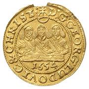 1 Ducat - Heinrich IV & Karl II – obverse