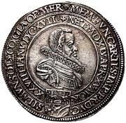 1 Thaler - Karl II (Death of Karl II) – obverse