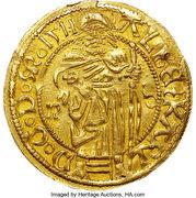 1 Goldgulden - Albrecht & Karl I – obverse